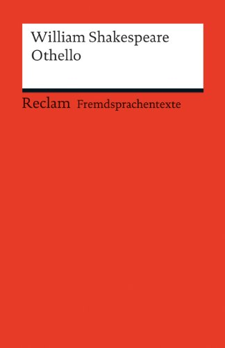 9783150198827: Othello: (Fremdsprachentexte)