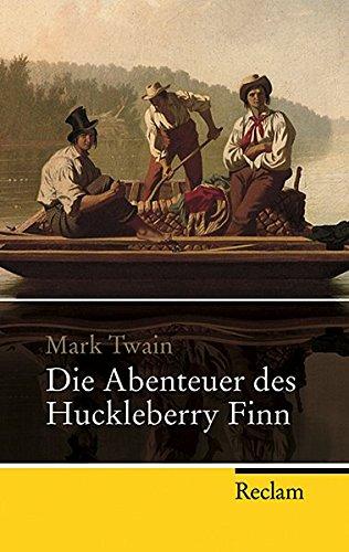 9783150201480: Die Abenteuer des Huckleberry Finn