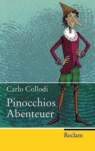 9783150201596: Pinocchios Abenteuer: Die Geschichte einer Holzpuppe