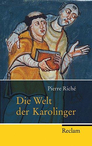 9783150201831: Die Welt der Karolinger