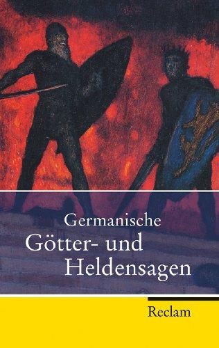 9783150202357: Germanische Götter- und Heldensagen: Nach den Quellen neu erzählt von Reiner Tetzner