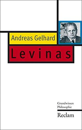 9783150203002: Levinas