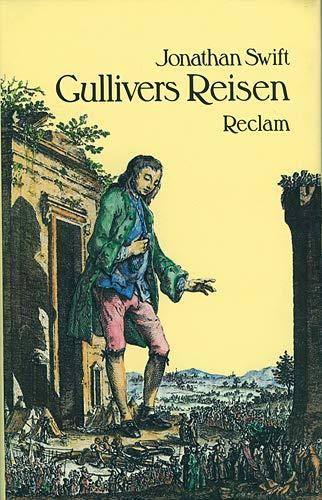 9783150206515: Gullivers Reisen.