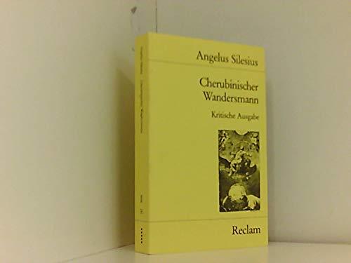 9783150280065: Cherubinischer Wandersmann (Universal-Bibliothek) (German Edition)