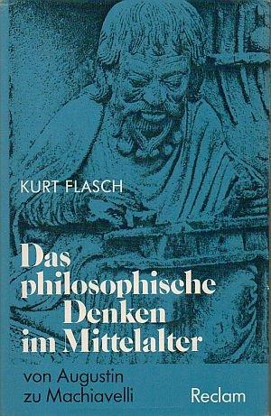 9783150283424: Das philosophische Denken im Mittelalter