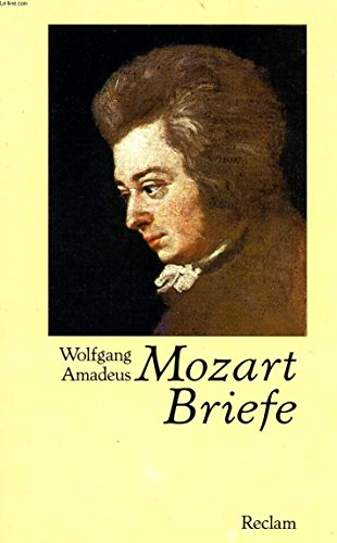 9783150284308: Briefe [Hardcover] by Wolfgang Amadeus Mozart