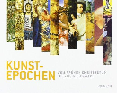 9783150300374: Kunst-Epochen. 12 Bände: Vom frühen Christentum bis zur Gegenwart