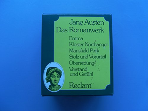 Das Romanwerk. Emma /Kloster Northanger /Mansfield Park: Austen, Jane