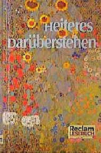 Heiteres Darübersehen. Geschichten und Gedichte zum Vergnügen. Zusammengestellt von Stephan Korani. Vignetten von Gustav Klimt.