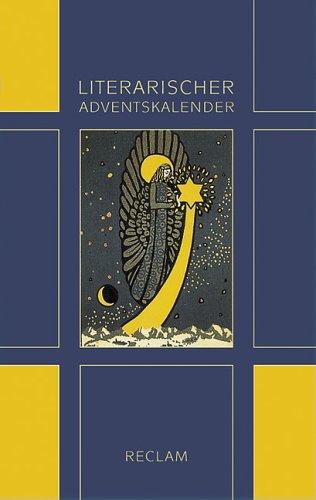 9783150400456: Literarischer Adventskalender