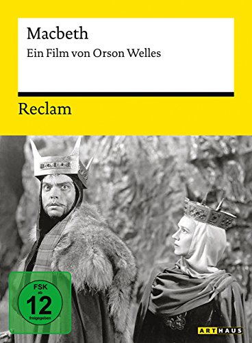 Macbeth, 1 DVD: Welles, Orson