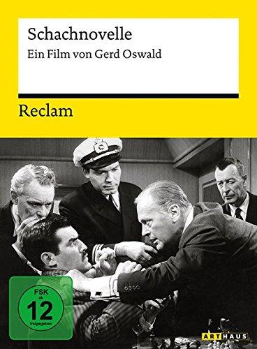 9783150410288: Schachnovelle: Ein Film von Gerd Oswald [Alemania] [DVD]