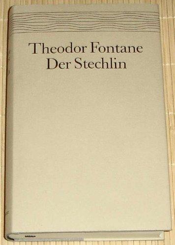 9783150500163: Der Stechlin