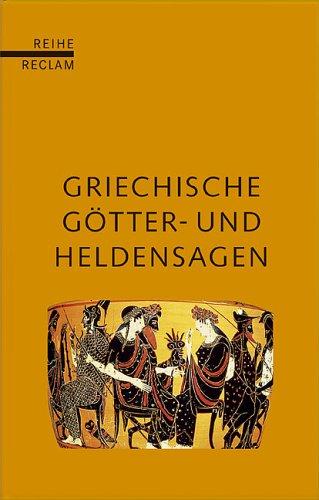 9783150500415: Griechische G�tter- und Heldensagen: (Reihe Reclam)