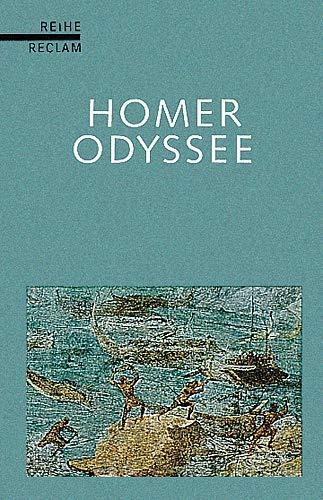 9783150502808: Odyssee.