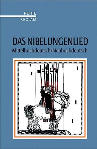 9783150506448: Das Nibelungenlied. Mittelhochdeutsch / Neuhochdeutsch.
