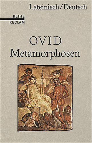 9783150513606: Metamorphosen: Lat. /Dt. (Reihe Reclam)