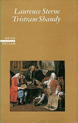 9783150514412: Leben und Meinungen von Tristram Shandy, Gentleman.