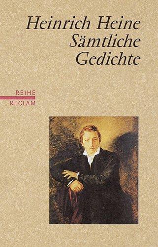 9783150522554: Sämtliche Gedichte.