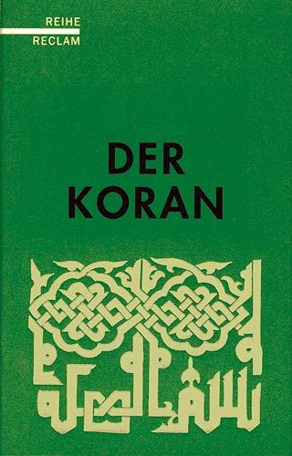 9783150542064: Der Koran.