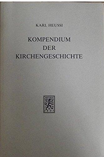 9783161418716: Kompendium der Kirchengeschichte.
