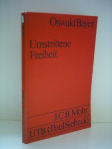 oswald bayer - ZVAB