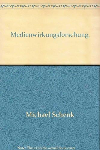 9783161467554: Medienwirkungsforschung.