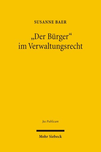 9783161475146: Der Bürger