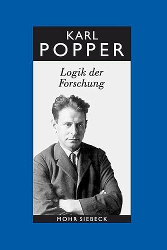 9783161481116: Gesammelte Werke 3: Logik der Forschung (Karl R. Popper-Gesammelte Werke)