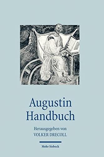 9783161482687: Augustin-Handbuch (Handbucher Theologie)
