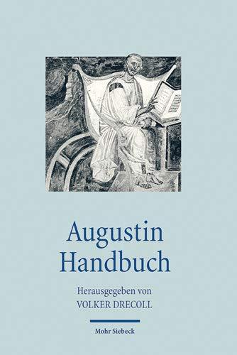 9783161482694: Augustin Handbuch