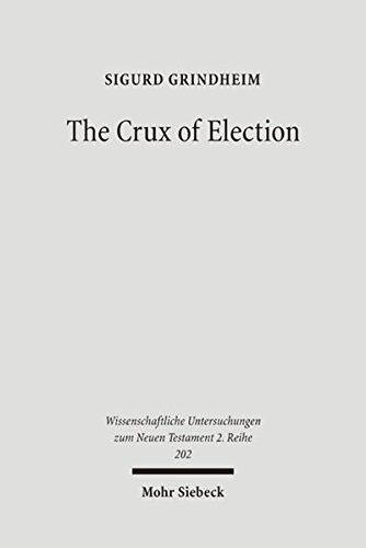 The Crux of Election: Sigurd Grindheim