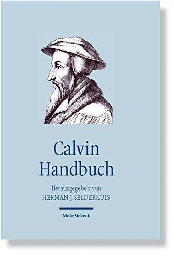 9783161492297: Calvin Handbuch