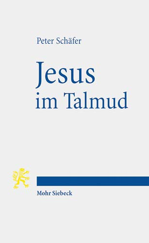 9783161494628: Jesus im Talmud