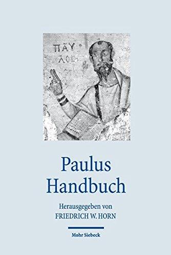 9783161500824: Paulus Handbuch