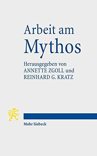 9783161518003: Arbeit am Mythos: Leistung und Grenze des Mythos in Antike und Gegenwart