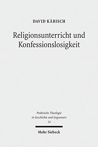 Religionsunterricht und Konfessionslosigkeit: David K�bisch