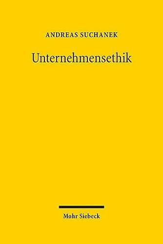9783161531651: Unternehmensethik: In Vertrauen Investieren (German Edition)