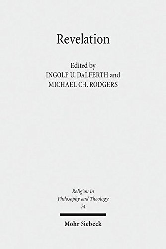 9783161531989: Revelation: Claremont Studies in the Philosophy of Religion, Conference 2012 (Religion in Philosophy and Theology)