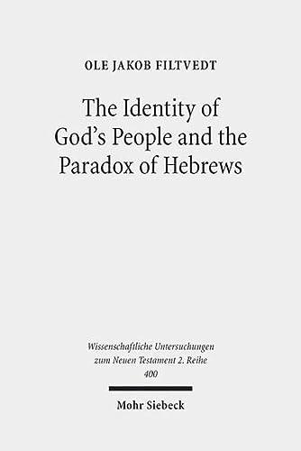 Identity of God's People WUNT2/ 400