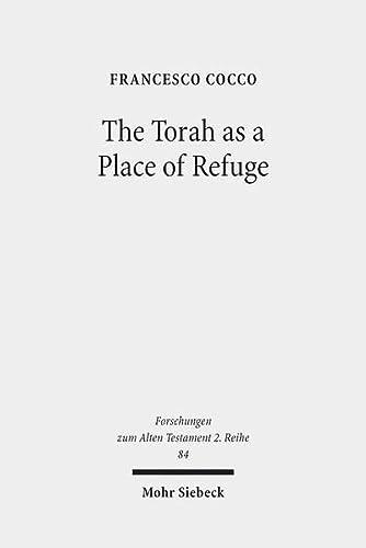 The Torah as a Place of Refuge: Francesco Cocco