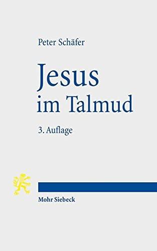 9783161555312: Jesus im Talmud