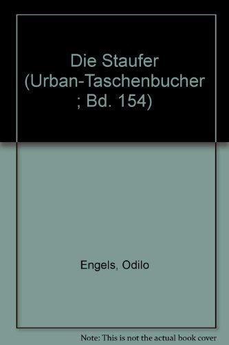 9783170041653: Die Staufer (Urban-Taschenbücher ; Bd. 154) (German Edition)