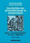 9783170054127: Geschichte der Armenfürsorge in Deutschland