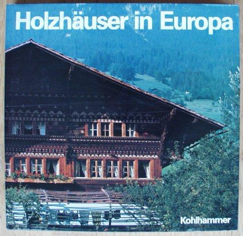 Holzhauser in Europa: Suzuki, Makoto; Norberg-Schulz,
