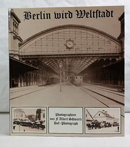 9783170071612: Berlin wird Weltstadt