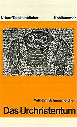 9783170072428: Das Urchristentum (Kohlhammer Urban-Taschenbucher)