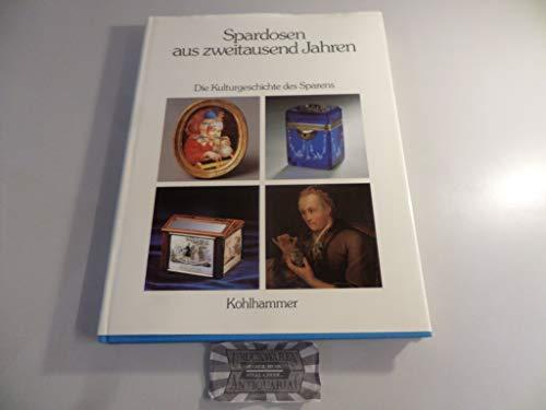9783170079014: Spardosen aus zweitausend Jahren: Die Kulturgeschichte des Sparens (German Edition)
