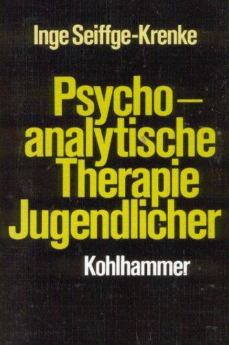 psychotherapie und entwicklungspsychologie seiffge krenke inge