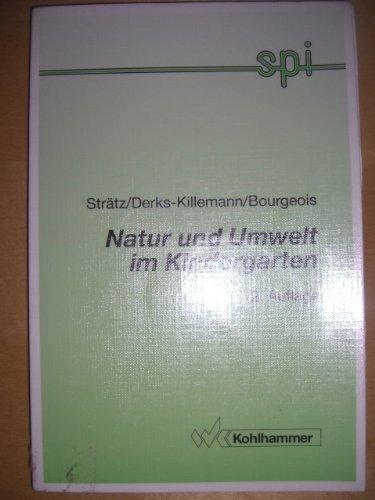 9783170113329: Natur und Umwelt im Kindergarten